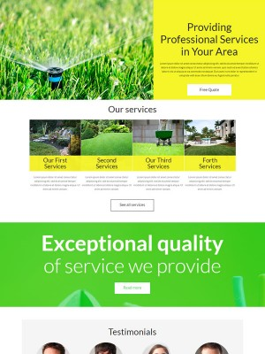 Website Style 1
