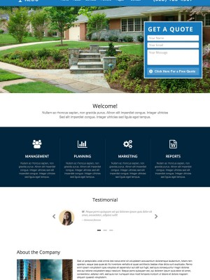 Website Style 3