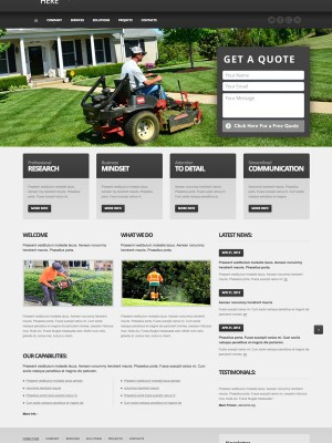 Website Style 7